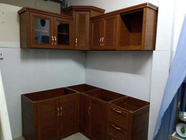 Tủ bếp cao cấp omega liên hệ 0986 964 265