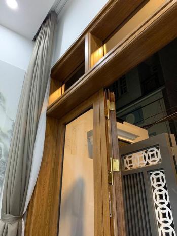 Cửa nhôm xigfa vân gỗ khung bao ôm sát tường cao cấp- 0986 964 265